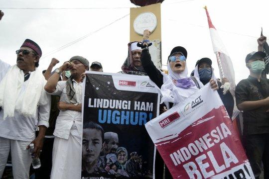 ACT upayakan beri bantuan langsung ke Xinjiang