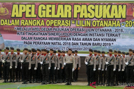 Misa Natal di Gorontalo Utara kondusif