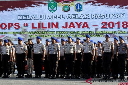 28.588 pengendara terjaring Operasi Lilin Jaya 2018
