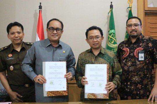 BGR-Kejari Bandung kerja sama bidang hukum
