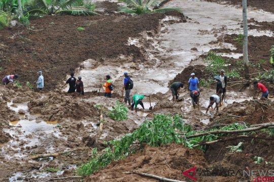 Bencana Longsor di Wonosobo