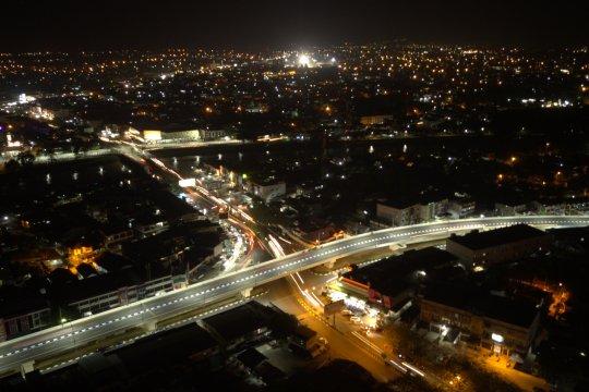 Warga Banda Aceh  nilai positif  jalan layang Simpang Surabaya-Underpass Beurawe