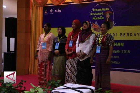 7 Perempuan pejuang pangan peroleh penghargaan