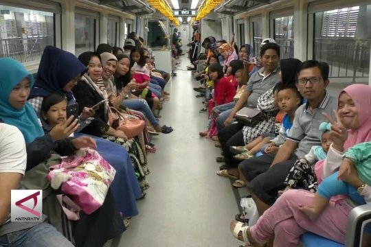 Tarif integrasi LRT segera direalisasikan
