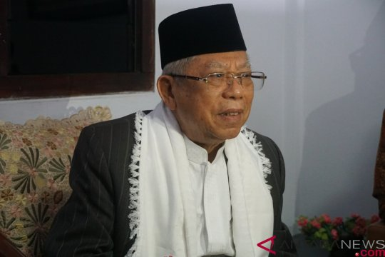 Ma'ruf harap pemerintah China perlakukan Muslim Uighur dengan baik