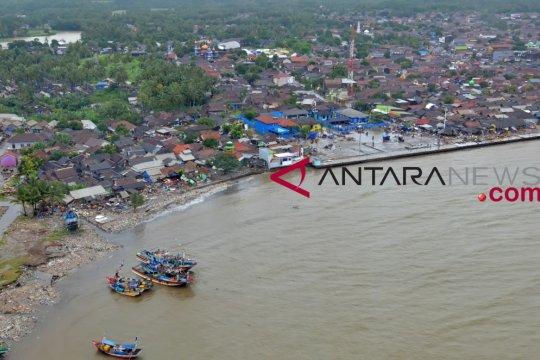 Radius 500 meter dari pantai Selat Sunda masih zona waspada tsunami