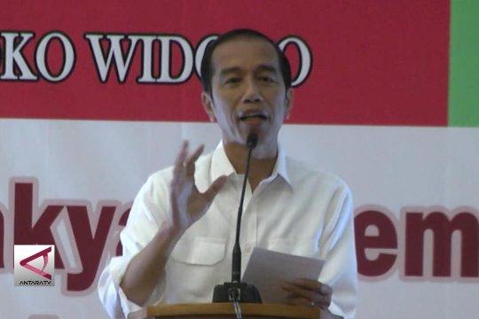 Jokowi jengkel terhadap hoaks