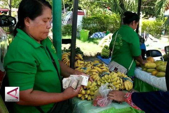 Pasar tani beri keuntungan ke petani lokal