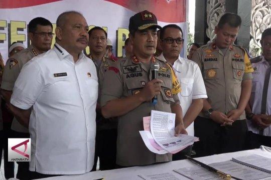 Polisi bongkar mafia penghambat tol Binjai