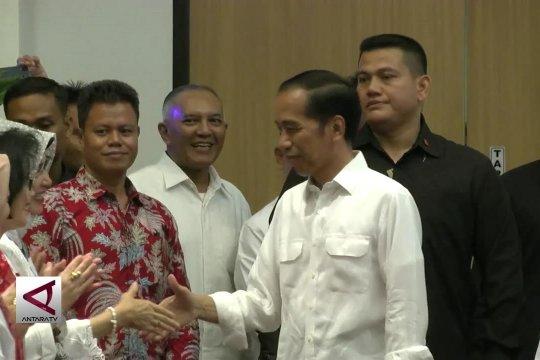 Tantangan disrupsi teknologi menurut Jokowi