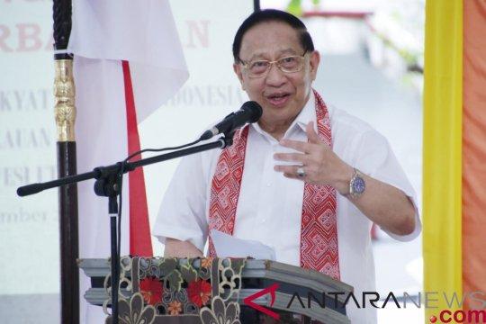 MPR tinjau pembangunan di perbatasan Indonesia-Filipina
