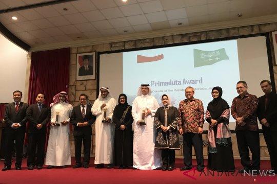 Tiga perusahaan Saudi raih Primaduta Award