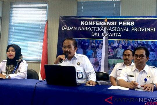 BNNP DKI: pecandu terbanyak rentang usia 18-25 tahun