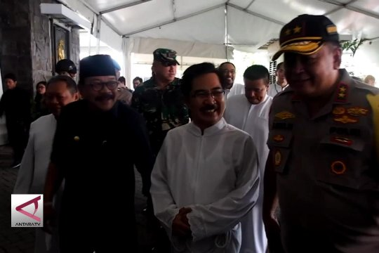 Suasana batin korban Bom Surabaya saat Natal