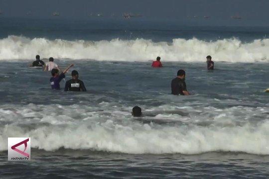 Tsunami Selat Sunda pengaruhi wisata pantai Sukabumi