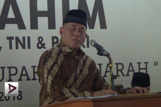 Menhan tegaskan penembak Papua bukan KKB, tapi pemberontak