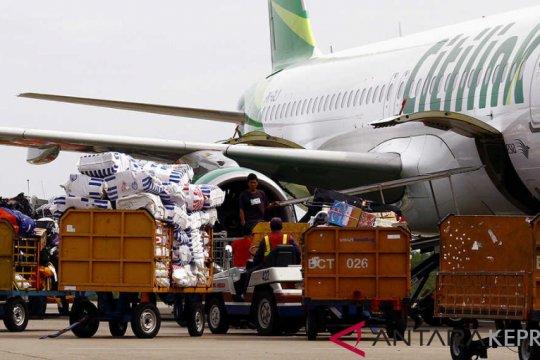 """Belum ada """"extra flight"""" di Batam, tapi aktivitas kargo meningkat"""
