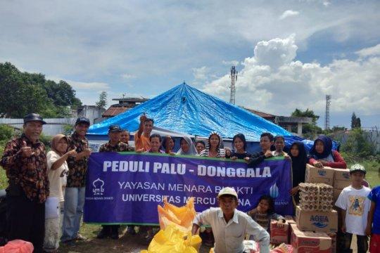 UMB serahkan bantuan Rp220 juta untuk Palu