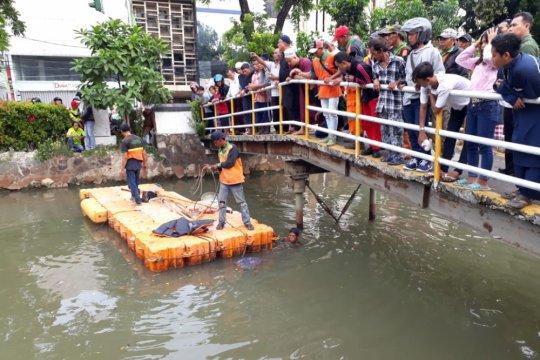 Bocah laki-laki tenggelam di Kali Batang Hari