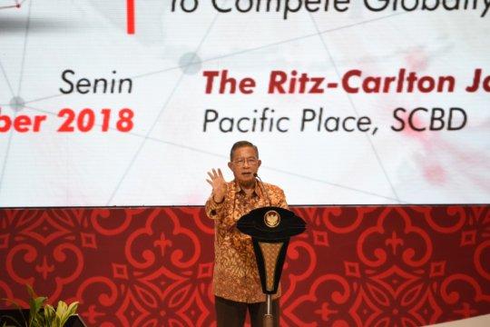 Darmin katakan perekonomian Indonesia bertahan meski ada gejolak