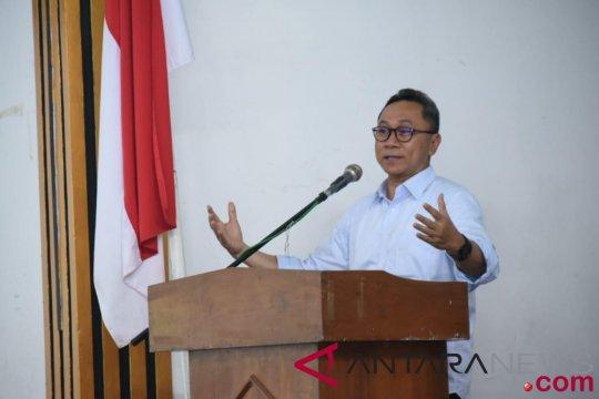 Ketua MPR ingatkan tahun politik jangan rusak kebersamaan