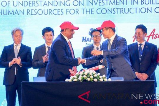 AirAsia jajaki kerja sama dengan Garuda Indonesia