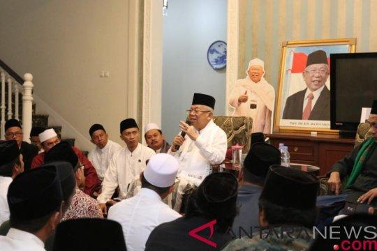 Ulama Depok deklarasi dukung Ma'ruf Amin