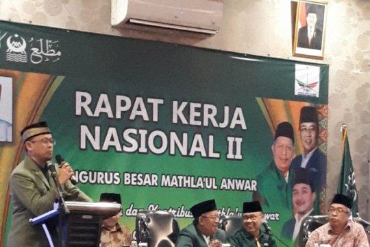 Mathla'ul Anwar mengajak komponen bangsa menjaga kondusivitas tahun politik