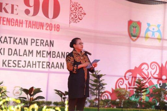 Menteri PPPA sebut perempuan mampu jadi motor perubahan
