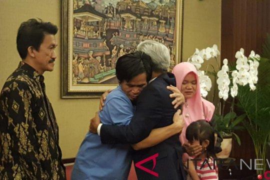 Seorang WNI dibebaskan dari penyanderaan di Sulu