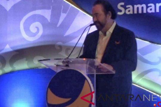 Surya Paloh-Gus Ubaid bicarakan komitmen jaga kebangsaan