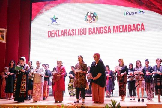 ibu Indonesia diajak tularkan kebiasaan membaca