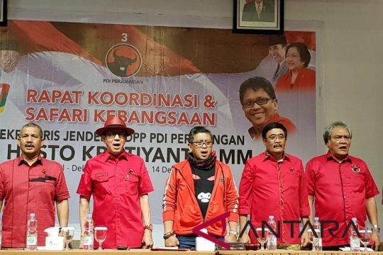 PDI Perjuangan sanggah tuduhan pengrusakan bendera Demokrat