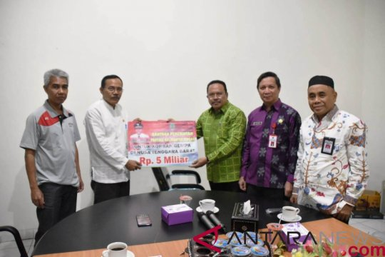 Pemprov Kalteng bantu  korban bencana NTB Rp5 miliar