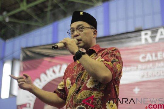 Caleg PDIP ajak relawan aktif tangkal fitnah terhadap Jokowi