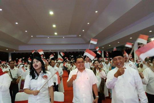 Relawan Jokowi targetkan 70 persen suara di Jatim