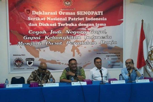 Ormas Senopati bertekad jadikan Indonesia pusat peradaban dunia
