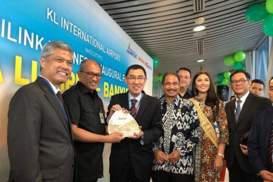 Citilink terbangi rute Kuala Lumpur-Banyuwangi