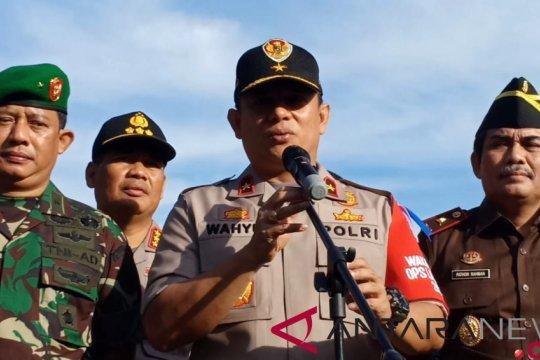 Polda Metro Jaya dirikan 150 pospam operasi Lilin Jaya