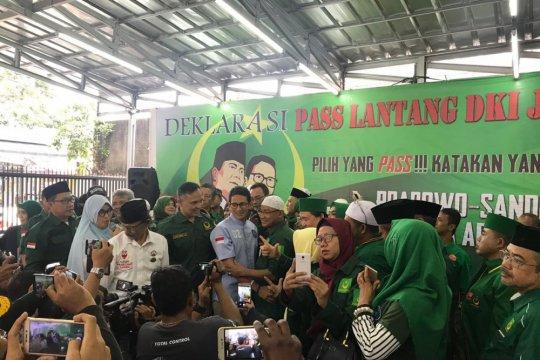 Forum caleg PBB dukung Prabowo-Sandiaga
