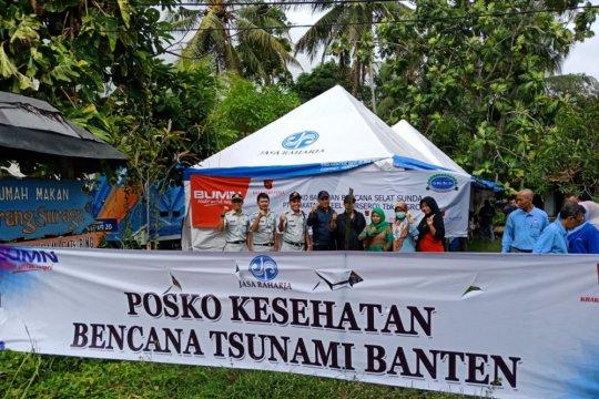 Jasa Raharja salurkan bantuan kepada korban Tsunami Selat Sunda