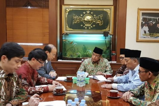 NU siap jadi mediator terkait Uighur