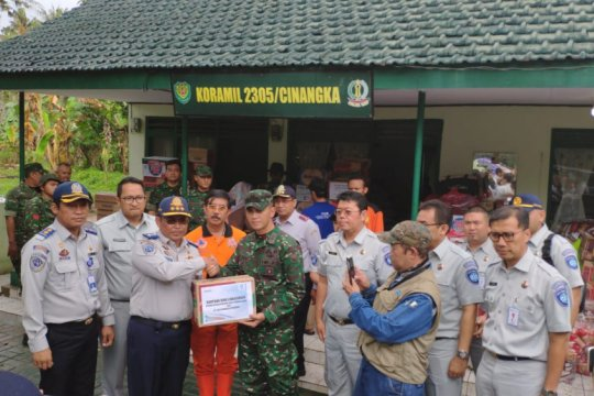 Jasa Raharja kembali salurkan bantuan korban tsunami