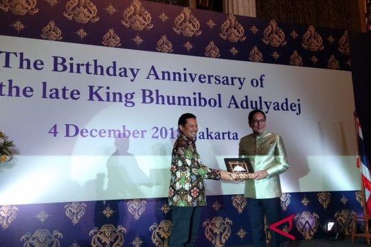 Indonesia-Thailand diminta maksimalkan potensi agenda bilateral