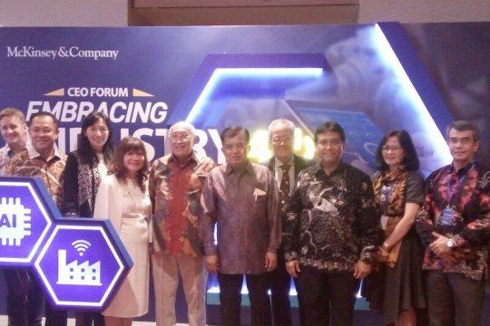 Jusuf Kalla yakin Pemilu 2019 aman dan ekonomi lebih baik