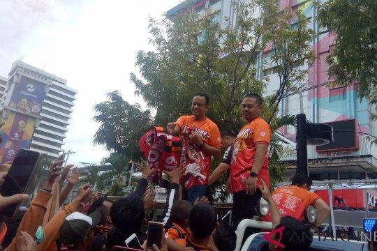 Anies : Jakarta merasakan kembali ke puncak