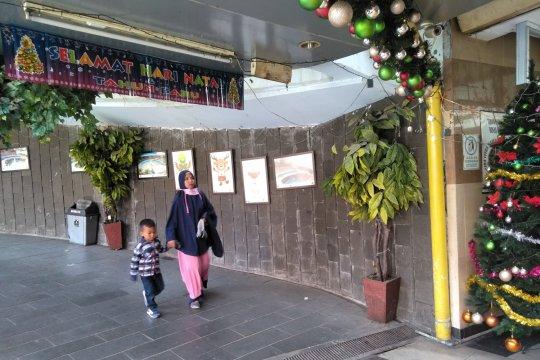 TPO Kota Tua cantik jelang Natal dan Tahun Baru