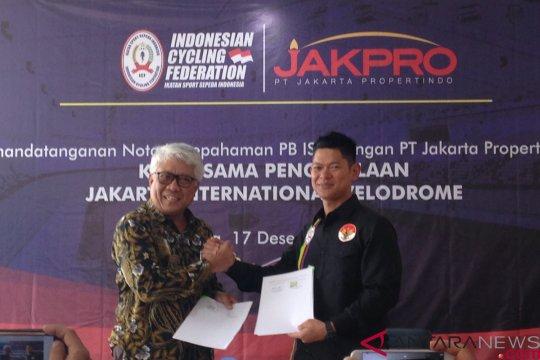 Ketua ISSI: Jakarta International Velodrome adalah aset dunia