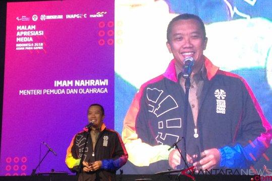 Menpora minta INAPGOC abadikan dokumentasi Asian Para Games