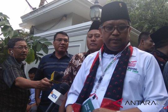 Ma'ruf Amin minta TKN tetap gunakan politik beradab